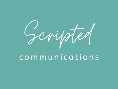 Scripted Comms